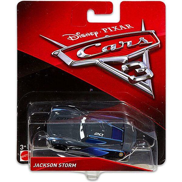 Verdák 3: Jackson Storm kisautó - 2. Kép
