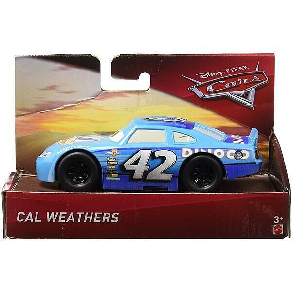 Verdák: Cal Weathers kisautó - 1. Kép