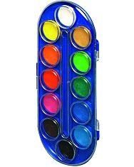 Vízfesték 12 színű - 1. Kép
