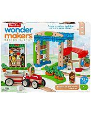 Wonder Makers: A város körül építőszett - 1. Kép