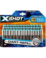 X-Shot 30 darabos szivacslövedék utántöltő - 1. Kép