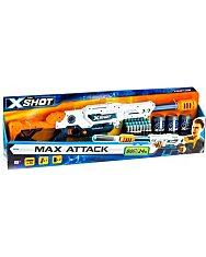 X-Shot Excell Max Attack szivacslövő fegyver - 1. Kép