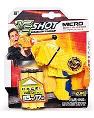 X- Shot: Micro szivacslövő pisztoly - 1. Kép