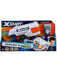X-Shot: Reflex 6 szivacslövő fegyver - 1. Kép