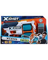 X-Shot: XCess duplatáras szivacslövő fegyver - 1. Kép