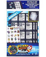 Yo-Kai Watch medál gyűjtőalbum szett 1. széria - 1. Kép