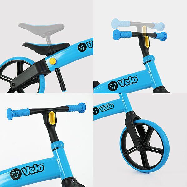 YVelo futóbringa - kék - 2. Kép
