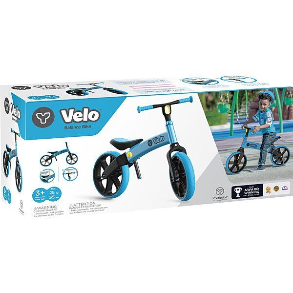 YVelo futóbringa - kék - 5. Kép