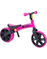 Yvelo: Junior Balance futóbicikli - rózsaszín - 2. Kép