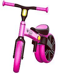 Yvelo: Junior Balance futóbicikli - rózsaszín - 1. Kép