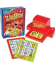 Zingo a bingó! társasjáték - ThinkFun - 2. Kép