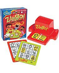 Zingo a bingó! társasjáték - ThinkFun - 1. Kép
