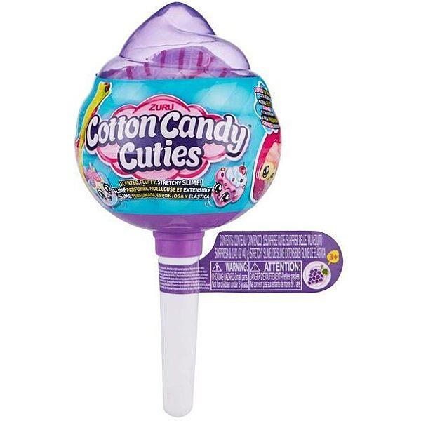 ZURU: Cotton Candy Cuties - Illatos pillegyurma
