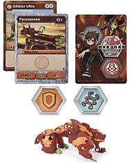Bakugan S2 Armored Alliance: Gillator Ultra