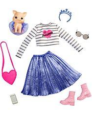 Barbie: Princess Adventure - Divatcsomag malac kiskedvenccel - 2. Kép