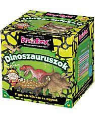 BrainBox Dinoszauruszok társasjáték - 1. Kép