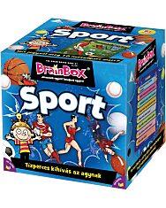 BrainBox Sport társasjáték - 1. Kép