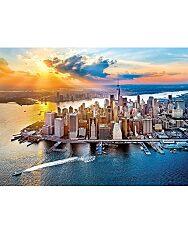Clementoni Puzzle - New York 500 darabos - 1. Kép