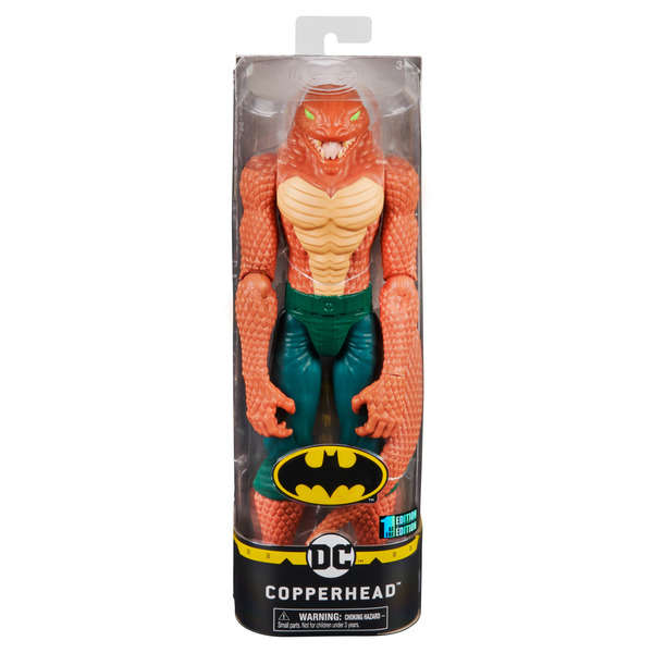 DC Batman: Copperhead akciófigura