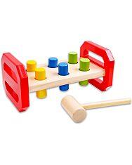 Fa kalapácsos játék - 1. Kép