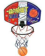Fali kosárlabda palánk készlet - 1. Kép