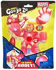 Goo Jit Zu: Marvel Hősök - Vasember - 1. Kép