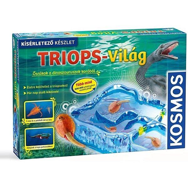 Kosmos Triops világ tudományos játék - 1. Kép