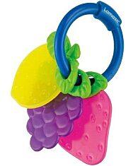 Lamaze: Gyümölcsös rágóka - kék - 2. Kép