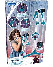 Lexibook: Jégvarázs - világító mikrofon állvány beépített mikrofonnal és hang effektekkel - 2. Kép