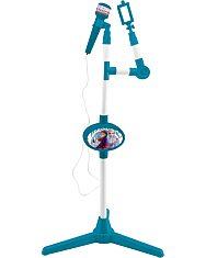 Lexibook: Jégvarázs - világító mikrofon állvány beépített mikrofonnal és hang effektekkel - 1. Kép