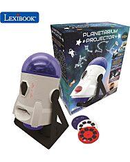 Lexibook: Planetárium kivetítő 24 sablonnal