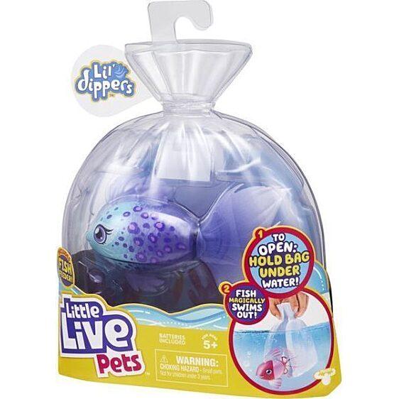 Little Live Pets: Furtail úszkáló halacska