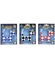 Mágikus kígyó logikai játék - többféle - 1. Kép