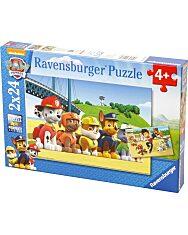Mancs őrjárat 2 x 24 darabos puzzle - 1. Kép