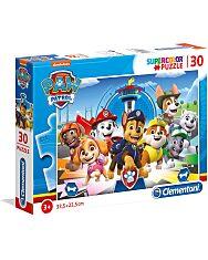 Mancs őrjárat 30 db-os Superszínes (Supercolor) puzzle - 1. Kép