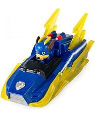 Mancs őrjárat Charged Up: True Metal - Chase fém járműve - sárga - 2. Kép