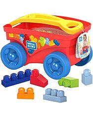 Mega Bloks: kicsi kocsi kockákkal - 2. Kép