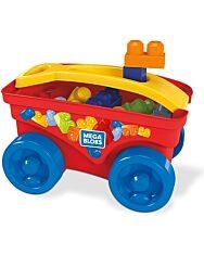 Mega Bloks: kicsi kocsi kockákkal - 1. Kép