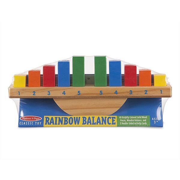Szivárvány egyensúlyozás - 2. Kép