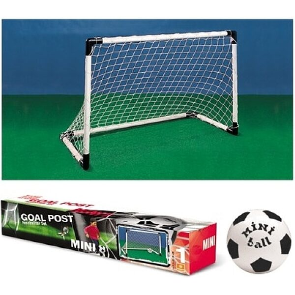 Mondo Goal Post Mini focikapu 91x63 cm - 1. Kép