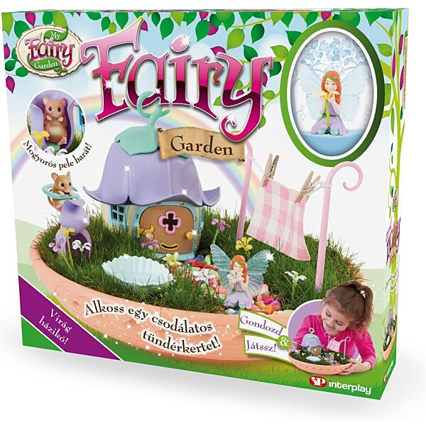 My Fairy Garden Virágos ház - 1. Kép