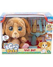 Pityergő kiskutya állatorvosi szett - 1. Kép