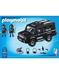 Playmobil: A Speciális Egység terepjárója 5974 - 2. Kép