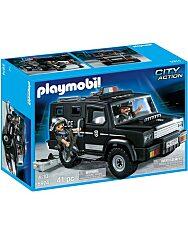 Playmobil: A Speciális Egység terepjárója 5974 - 1. Kép