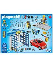 Playmobil: Autószerelő műhely 70202 - 2. Kép