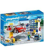Playmobil: Autószerelő műhely 70202 - 1. Kép