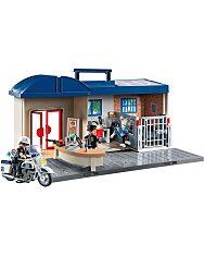 Playmobil: Hordozható rendőrállomás 5689 - 2. Kép