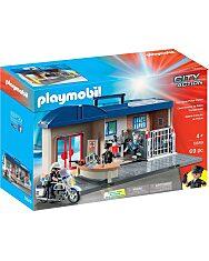 Playmobil: Hordozható rendőrállomás 5689 - 1. Kép