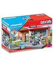 Playmobil: Hordozható zöldséges 70320 - 1. Kép