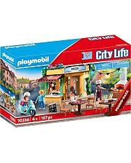 Playmobil: Pizzázó kerthelyiséggel 70336 - 1. Kép